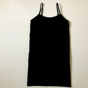 Black Bodycon Mini Dress size XS/S